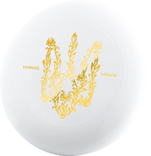 Фрисби для алтимата Discraft Ultimate Ukraine Gold